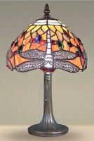 Tiffany Style HandCrafted Table /Desk / Bedside Lamps