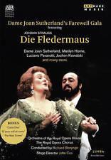 DIE FLEDERMAUS NEW DVD