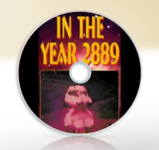 In The Year 2889 (1967) DVD Classic Sci-Fi Movie / Film Paul Petersen