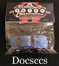 Hot Wheels 67 MUSTANG 2010 Las Vegas Convention Real Riders 1/25 Redlines Ford