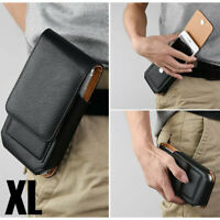 Cell Phones Vertical Carrying Pouch Case Cover With Belt Clip Holster