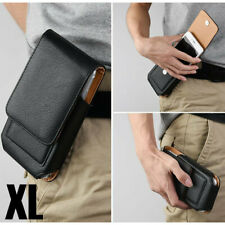 Cell Phones Vertical Carrying Pouch Case Cover With Belt Clip Holster Universal