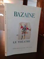 1992 Bazaine Y El Theatre Casa de La Cultura Bourges Demuestra Buen Estado