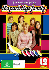 Partridge Family - Complete Series Collection DVD [New/Sealed]