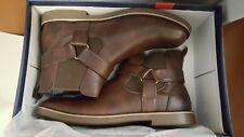 U.S. Polo Assn. Mens Bleeker Chelsea Harness Boot- size 10 - New