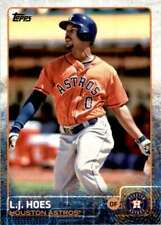 2015 Topps L.J. Hoes #365