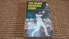 The Barry Richards story signed with inscription to Geoff Boycott