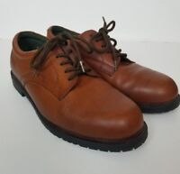 Dockers Mens Genuine Leather Rugged Casual Lace-up Oxford Shoe 8.5