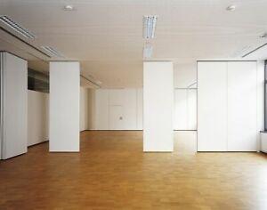 Wandverkleidung Kunststoffplatte PVC Kompaktplatte schlagfest weiß
