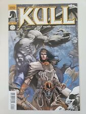 KULL #1 (2008) DARK HORSE COMICS ANDY BRASE COVER! NELSON! WILL CONRAD ART!