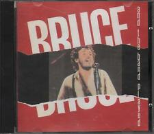"""BRUCE SPRINGSTEEN - RARO CD ITALY ONLY 1990 """" AND THE BAND PLAYED """""""