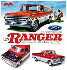 Moebius 1971 Ford Ranger (F-100) Pickup 1:25 Scale Model Kit NEW