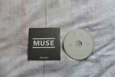 MUSE SHOWBIZ GERMAN PROMO CD VERY GOOD CONDITION VERY RARE!.