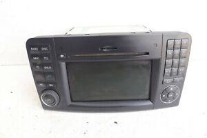 Mercedes Benz ML300 CDI 2010 W164 Navigation System Head Unit A1649002401 J160