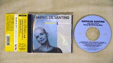 MATHILDE SANTING SINGS RANDY NEWMAN: TEXAS GIRL  EPIC OBI JAPAN PROMO 1CD