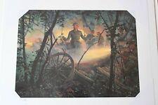 Mort Kunstler - Eye of the Storm- Collectible Civil War Print