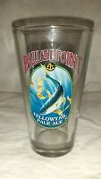 Ballast Point Brewing Company Yellowtail Pale Ale Pint Glass San Diego, CA
