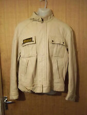 BELSTAFF COUGAR LEATHER MOTORCYCLE JACKET SIZE EU50 UKM