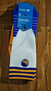 Stance Golden State Warriors Jersey Socks
