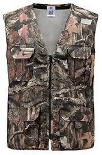 Mossy Oak Camouflage Hunting Vest