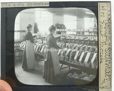 photo SILK MILL FACTORY FASHION TEXTILE INDUSTRial antique PATERSON NEW JERSEY