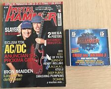 REVISTA METAL HAMMER N 149+ CD NOISE INC. VOL 3 + POSTERS - Rep ( ACDC, SLAYER,)