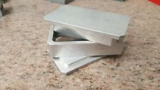 "ROSIN PRE PRESS MOLD 2"" X 4"" BAG 2X4 (FLOWER PUCK ) BILLET ALUMINUM USA MADE"