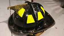 Fire Fighter Traditional Style Helmet Cairns b1