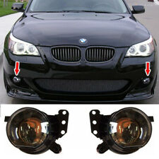 Replacement Fog Light Lamp 2PCS For BMW E60 5er Sedan 2004-2008 with Projector