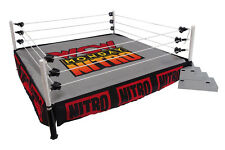 Package Deal - WCW Monday Nitro - (Ring Skirt & Mat) - Ringside Exclusive