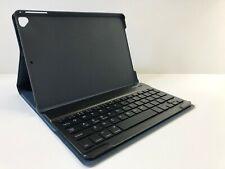 iPad Keyboard Case 9.7 for iPad, Wireless/BT 7 Colors Detachable Keyboard, Blue