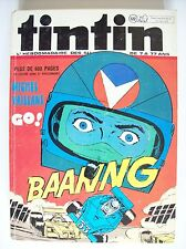album Tintin belge 122 1974 recueil TBE Vance  Graton Craenhals Paape etc