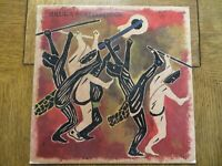 Juluka – Scatterlings - 1982 - Warner Bros. Records 9 23898-1 Vinyl LP EX/VG+!!!