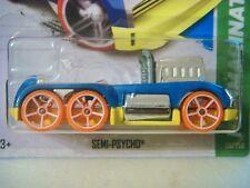 Semi-Psycho R19 Hot Wheels Holiday Hotrods