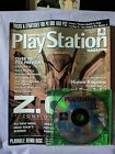 Official PlayStation Magazine #41 & Demo Disc February 2001 ZOE Zone of Enders