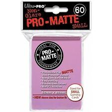 Ultra Pro Pro-matte Deck Protector Sleeves Small 60ct Pink