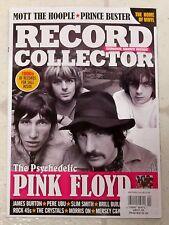 RECORD COLLECTOR Nov 2016 PSYCHEDELIC PINK FLOYD Mott The Hoople ROCK 45s Burton