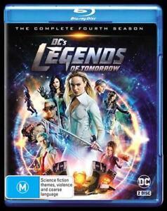 DC's Legends Of Tomorrow - Season 4 Blu-ray