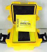 Invicta Impact One Slot Yellow Dive Case Watch  Box Brand New!!