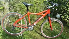 !!! CANNONDALE KILLER V700 HEAD SHOCK 26 ZOLL ORANGE NEUWERTIG !!!