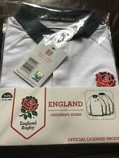 Kids Official England Rugby Top Size 9-10 Years