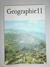 DDR Geographie 11. Klasse  Ausgabe 1981 Schulbuch Lithosphäre Bodenschätze u.a
