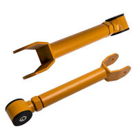 2 pcs Front Upper Complete Adjustable Control Arm Arms For Jeep Cherokee XJ 1986