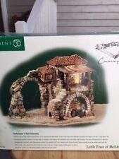 """Dept 56 Little Town Of Bethlehem """"Innkeeper'S Caravansary"""" Nib"""
