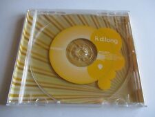 KD LANG Invincible  Sampler CD Promo Only 2000 4 Tracks PRO-CD-100131 NEW