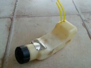 Ryobi PLT2543Y petrol strimmer PETROL TANK/FUEL TANK.WITH PIPES.SPARE PART.
