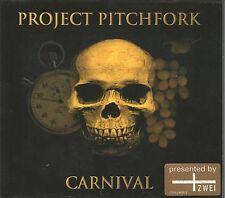Project Pitchfork  CD-SINGLE CARNIVAL  ( DIGIPACK)