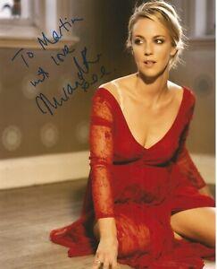 Miranda Raison Hand Signed inscribed photo UACC & AFTAL Dealer