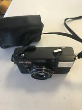 Vintage Konica C35 Camera with Case