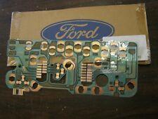 NOS OEM Ford 1990 1991 LTD Crown Victoria Dash Printed Circuit Grand Marquis